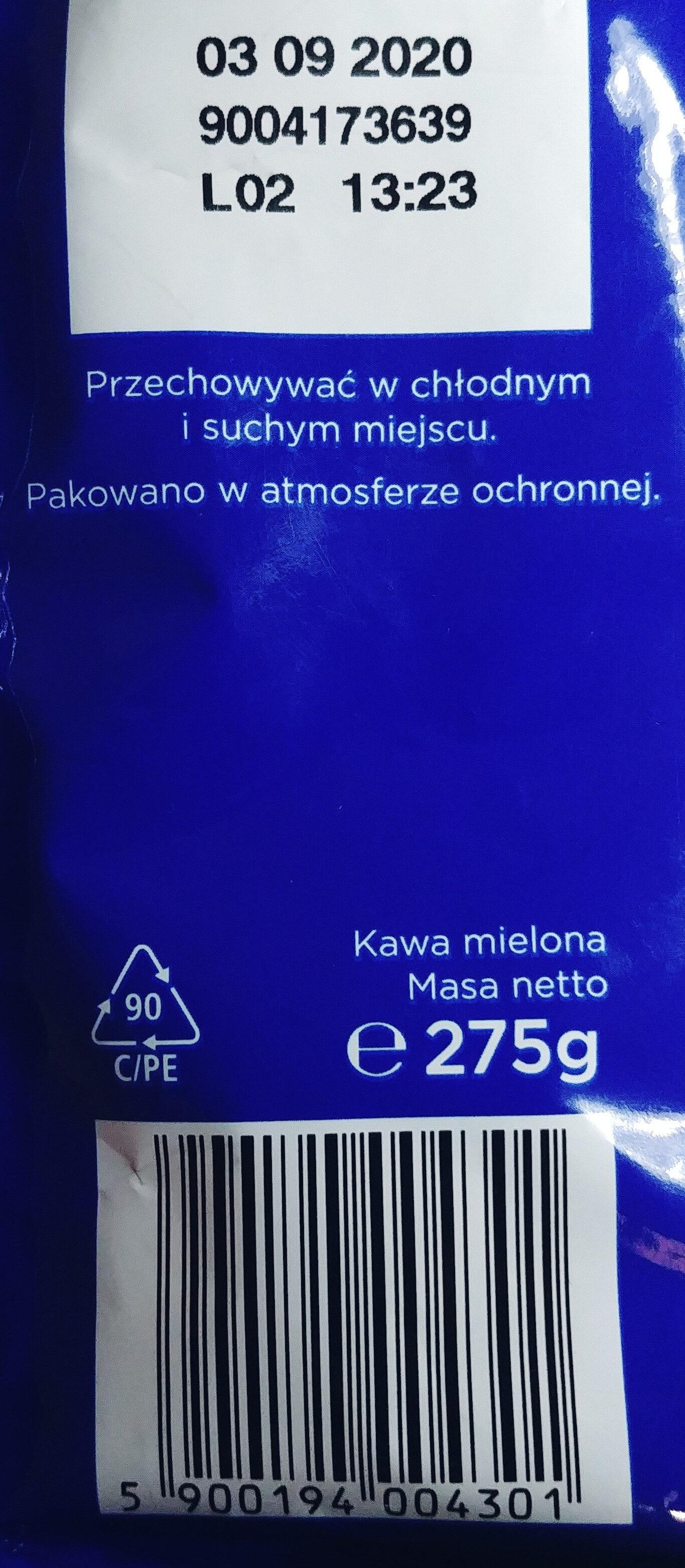 Kawa - Ingredienti - pl