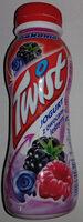 Jogurt do picia z owocami leśnymi - Product