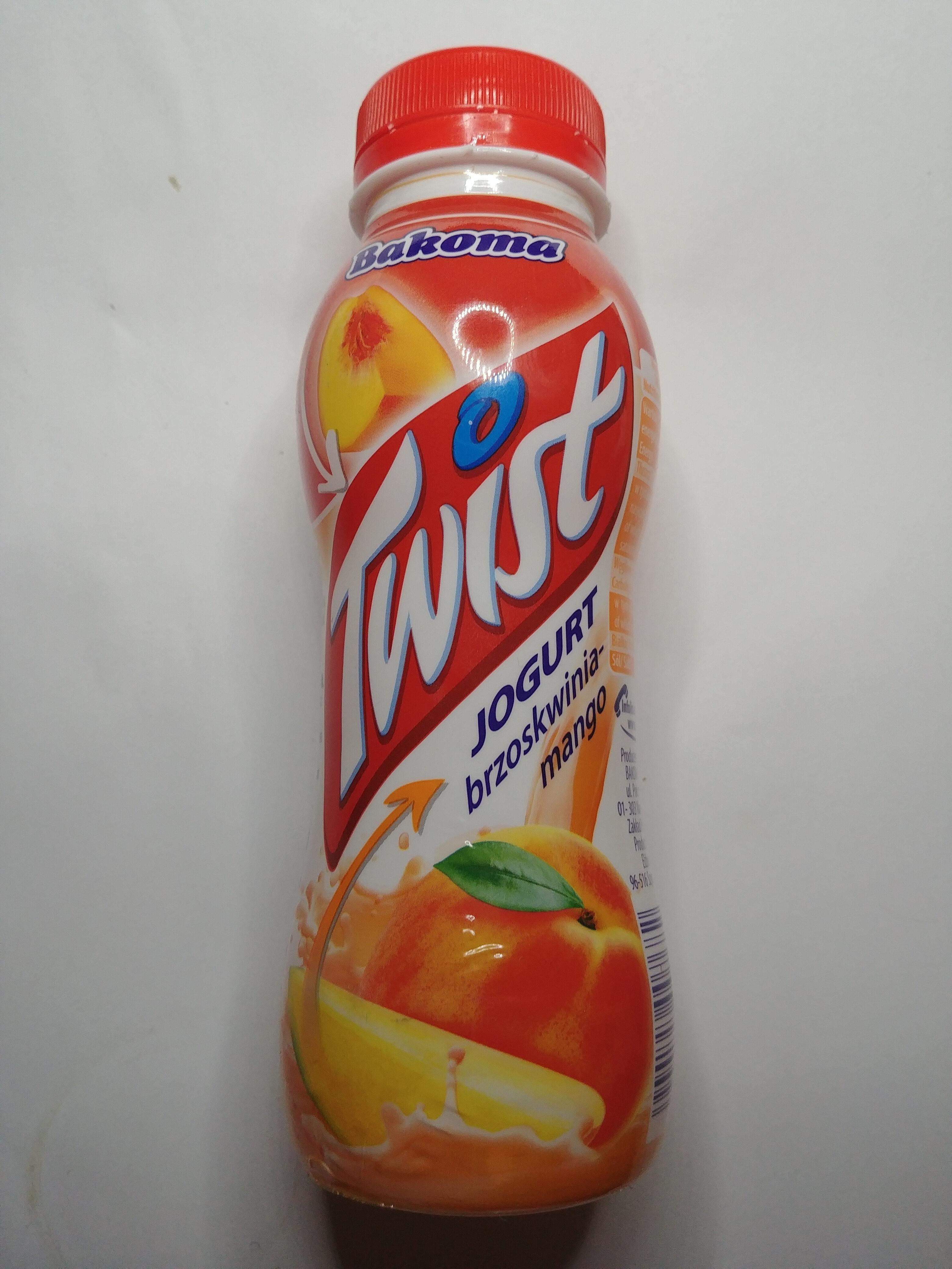 Jogurt brzoskwinia-mango - Product