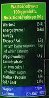Kefir - Wartości odżywcze