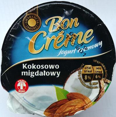Jogurt kremowy kokosowy-migdały - Product