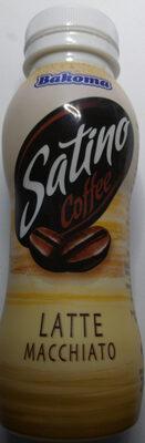 Napój mleczny kawowy typu Kawa latte - Produkt