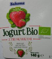 Jogurt Bio z truskawkami - Product