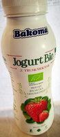 Jogurt Bio z truskawkami - Produkt - pl