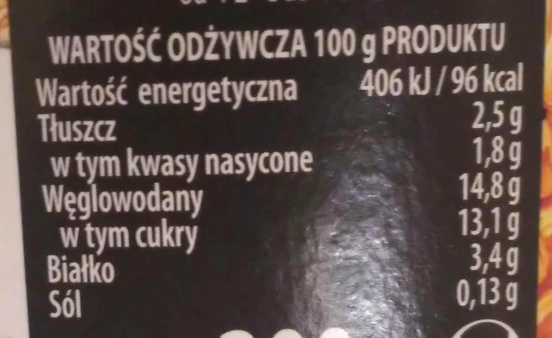 7zbóż - Wartości odżywcze - pl