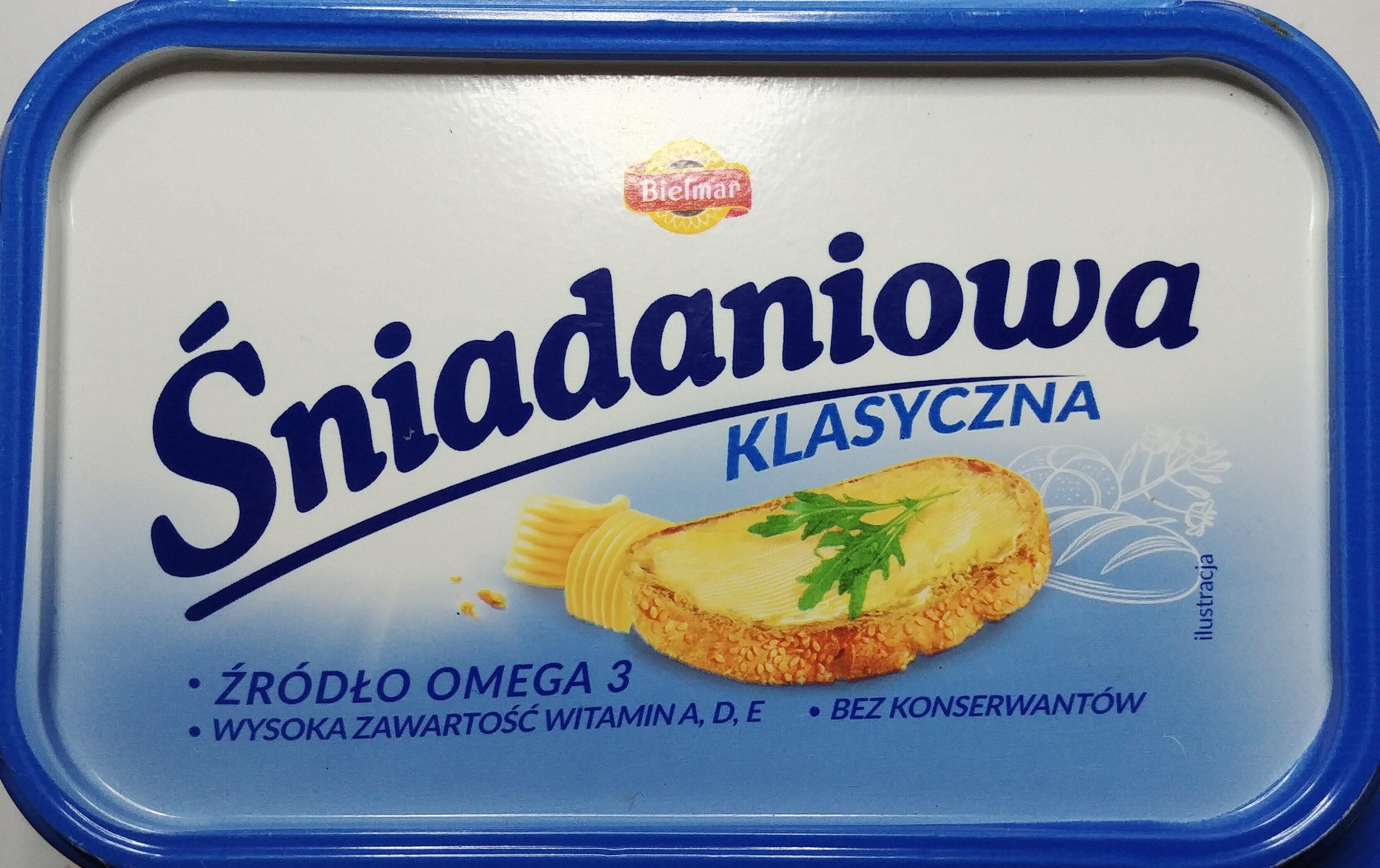 Margaryna o zmniejszonej zawartości tłuszczu - Produkt - pl
