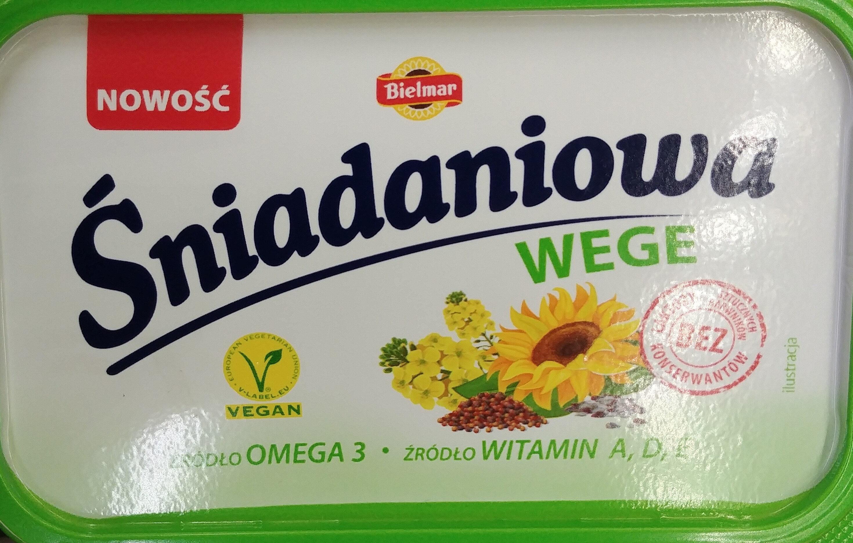 Śniadaniowa wege - Produkt - pl