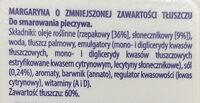 Śniadaniowa wege - Składniki - pl