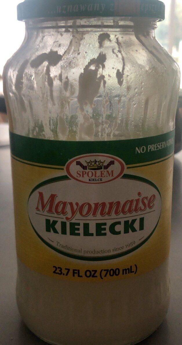Mayonnaise Kielecki - Product - pl