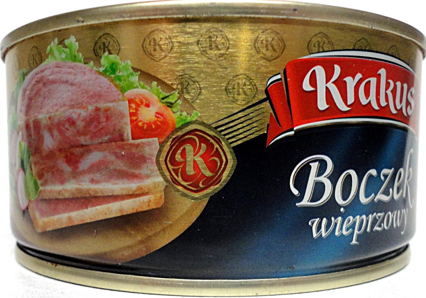 Boczek wieprzowy - Product - pl