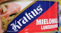 Mielonka luksusowa 94 % mięsa - Product - pl