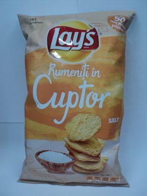 Lay's Rumeniți în cuptor cu sare - Product