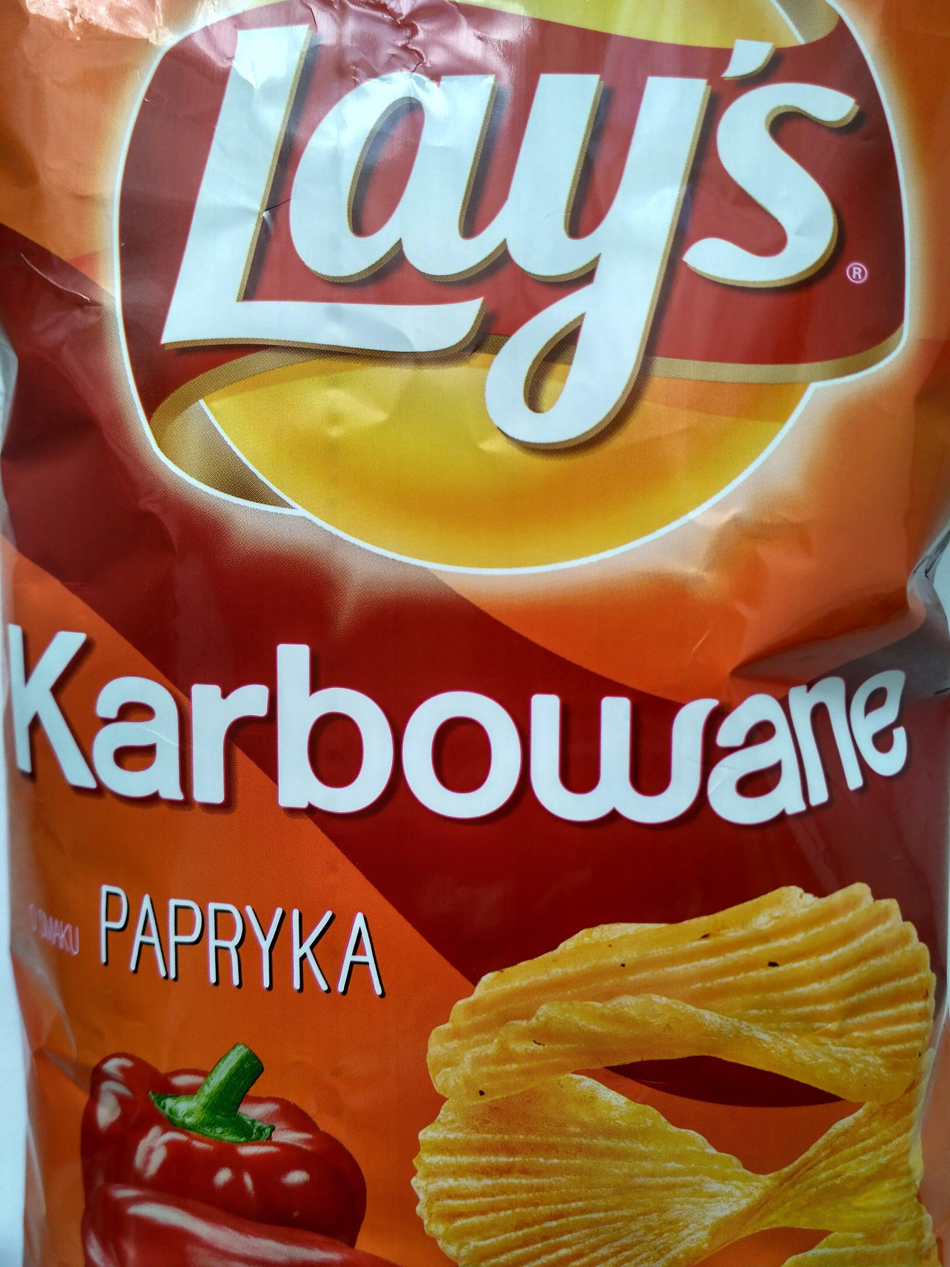 Lays Carbowane - Produkt - pl