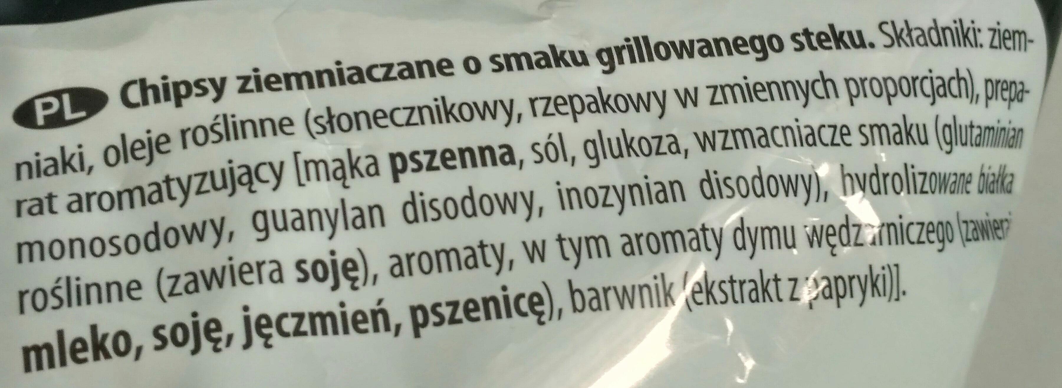 Maxx deep ridgeg - Składniki - pl
