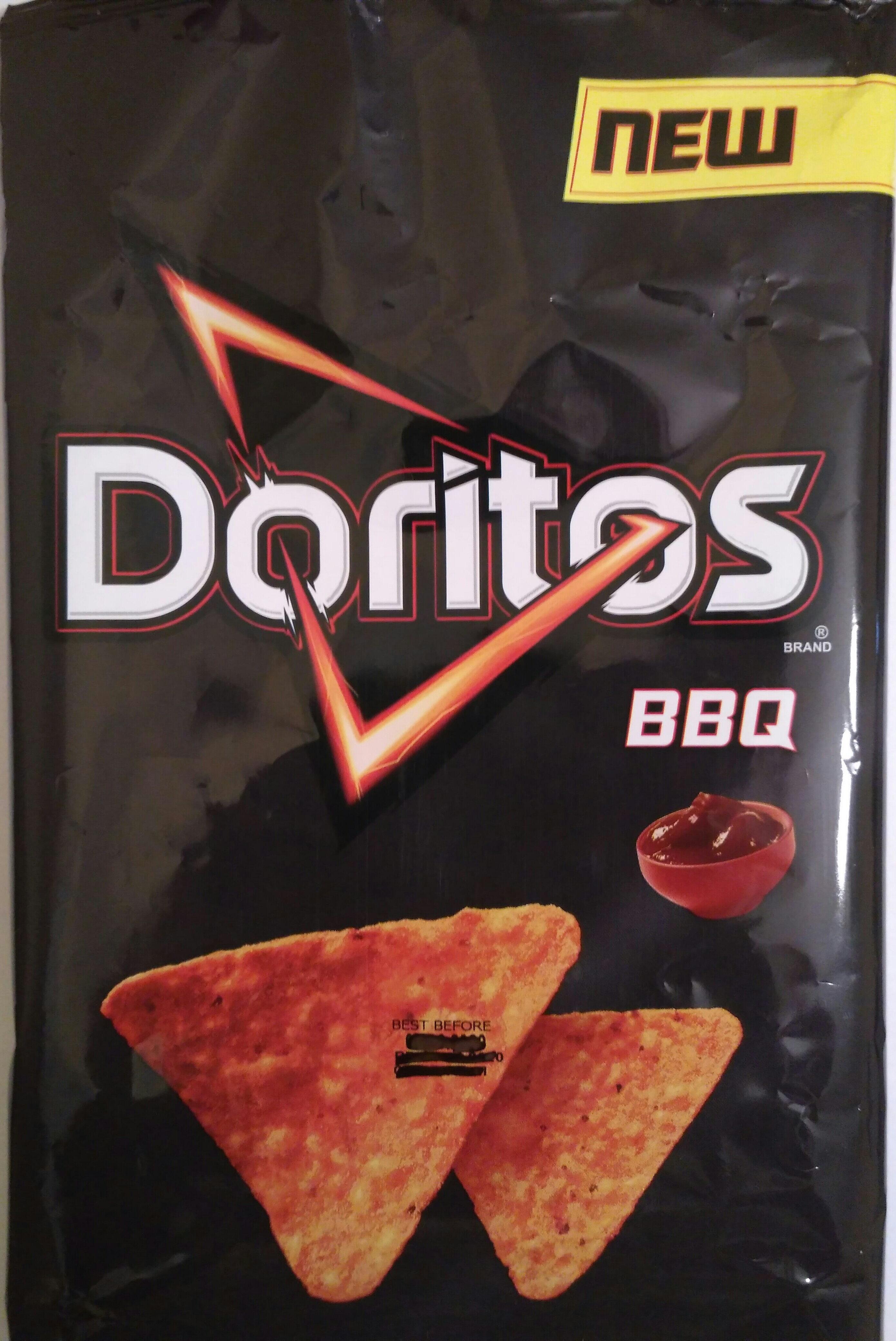 Doritos BBQ - Product - en