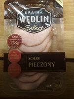 Kraina Wędlin Select Schab pieczony 100g - Produit - pl