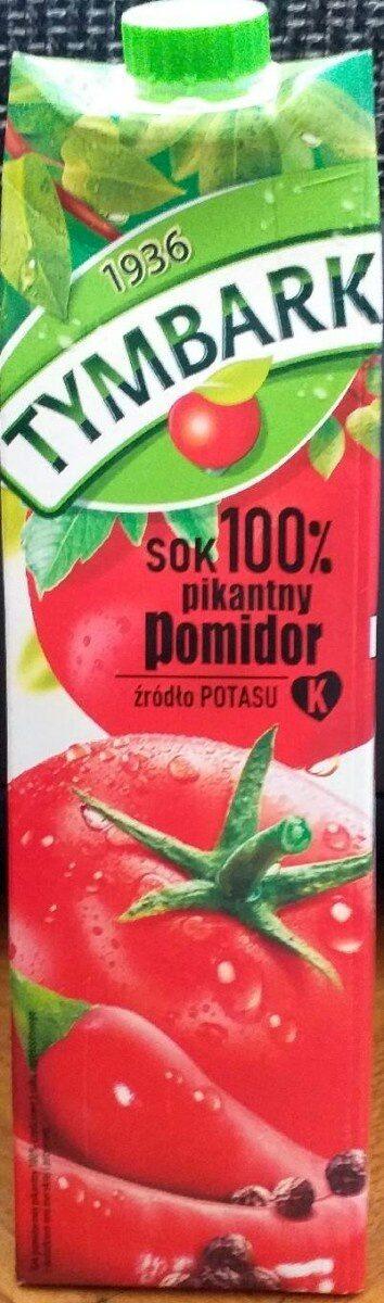 Sok pomidorowy pikantny - Produkt