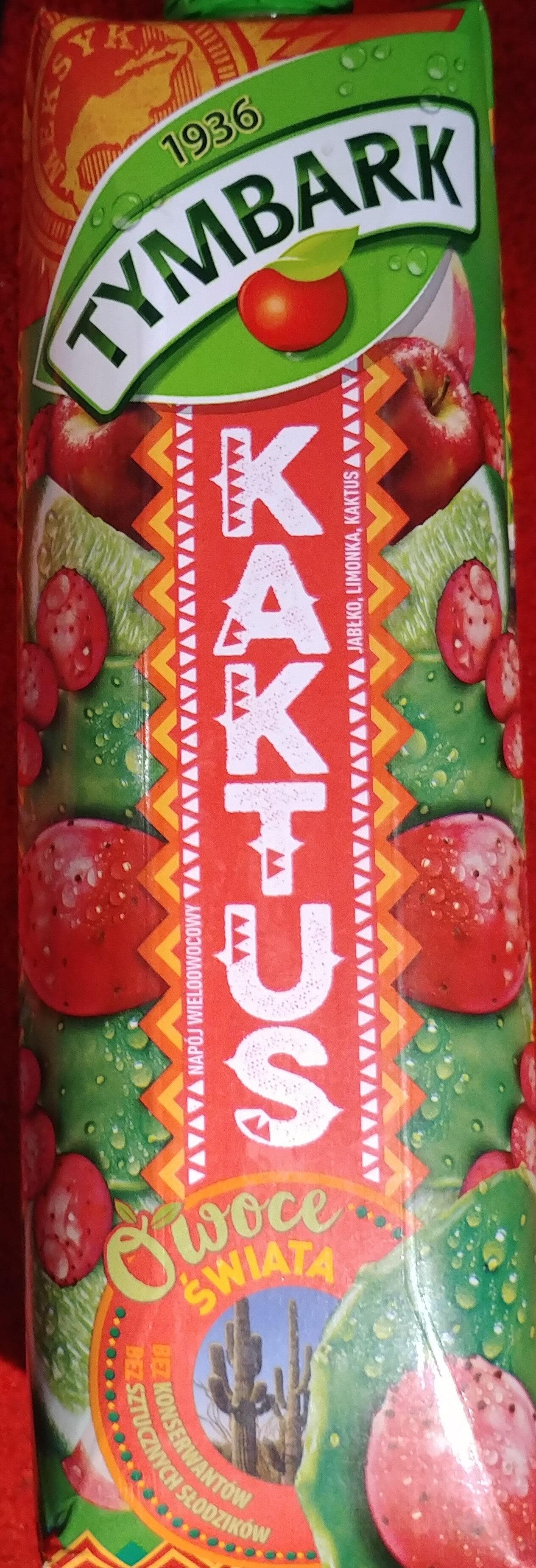 Napój wieloowocowy: jabłko, limonka, kaktus - Produkt - pl