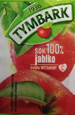 Sok jabłkowy - Produkt