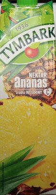 Nektar ananasowy z soku zageszczonego - Produkt