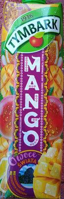 Napój wieloowocowy: mango, jabłko, pomarańcza, cytryna. - Produkt - pl