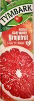 Tymbark nektar czerwony grejpfrut - Product - pl