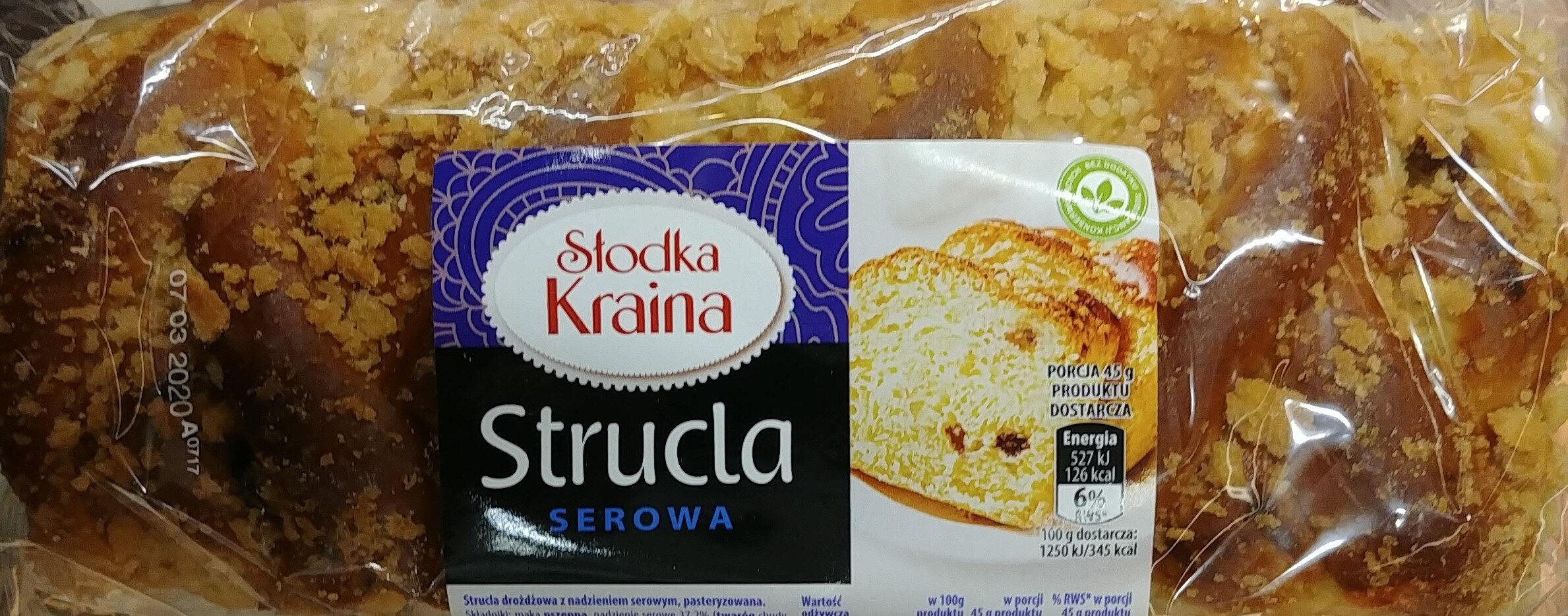 strucla serowa - Produkt - pl
