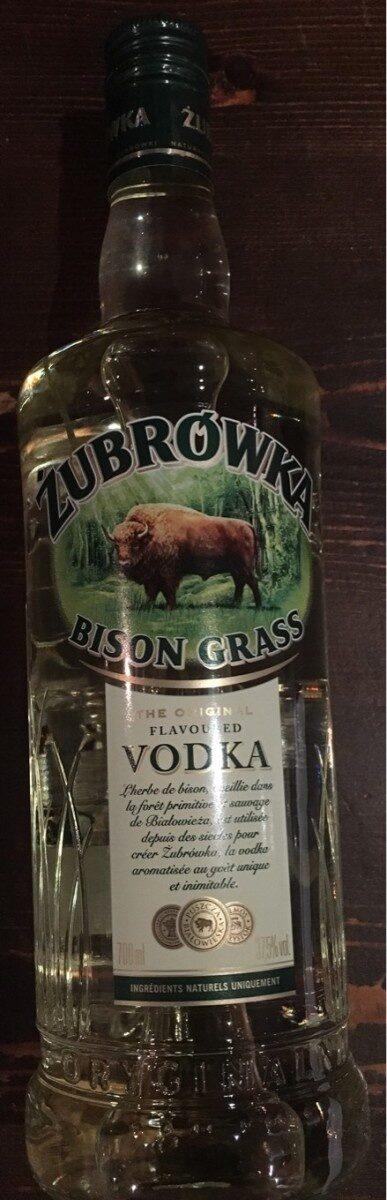Zubrówka Bison Grass Wódka - Produkt