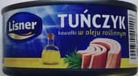 Tuńczyk kawałki w oleju roślinnym - Produit - pl