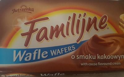 familijne wafle - Product