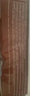 familijne wafle - Ingredients
