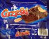 Lody kakaowe w czekoladzie z kawałkami wafli. - Product