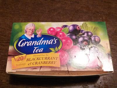 Grandma's Tea - Product - en