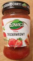 Dżem truskawkowy - Product - pl