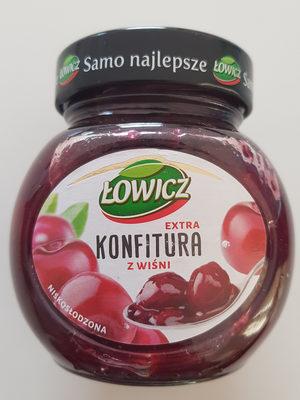 Konfitura extra z wiśni niskosłodzona - Produkt