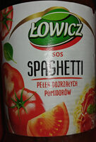 Sos pomidorowy z oregano, sos spaghetti - Produkt - pl