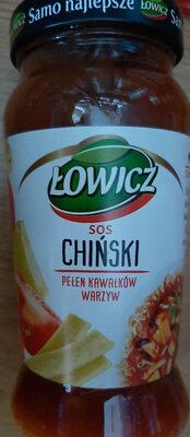 Sos chiński - Product - pl