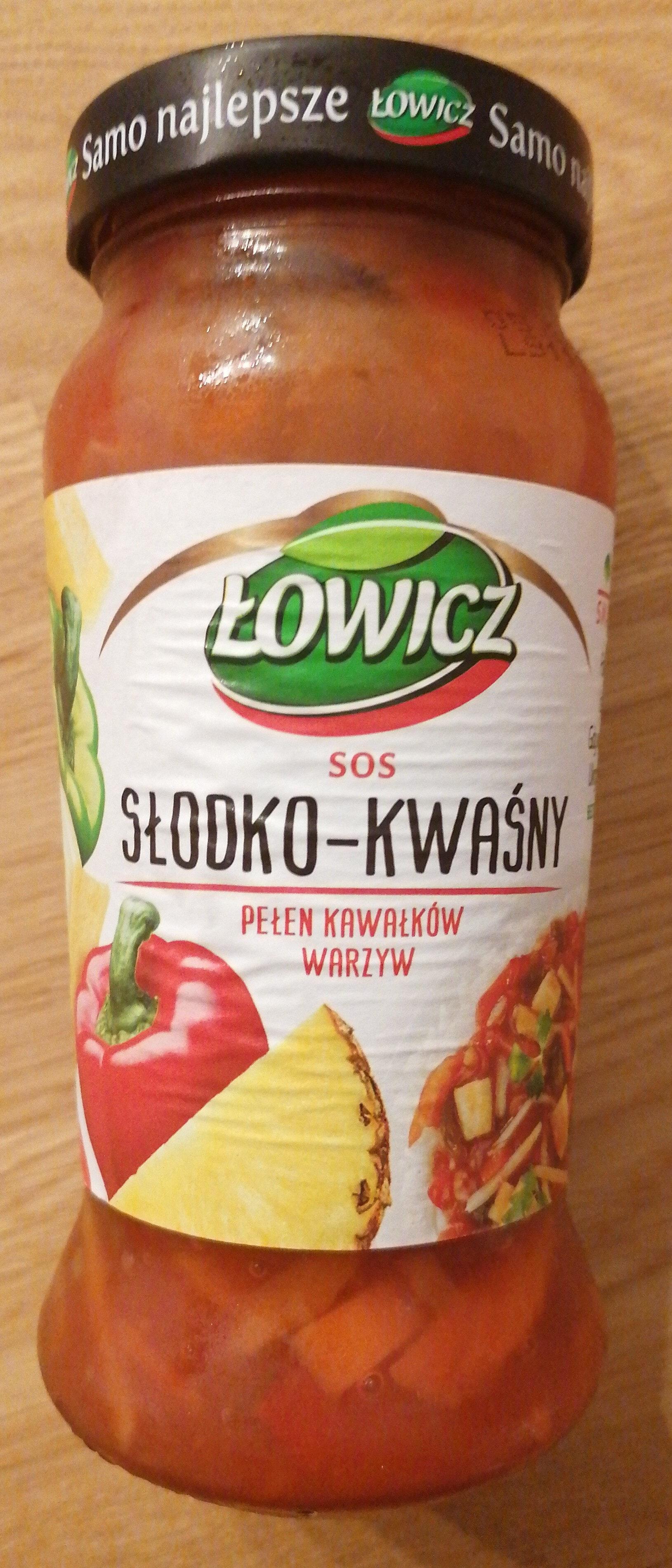 Sos słodko-kwaśny - Produkt - pl