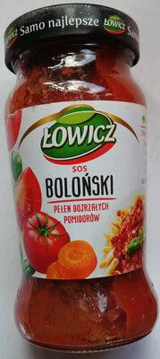 Sos Boloński - Product