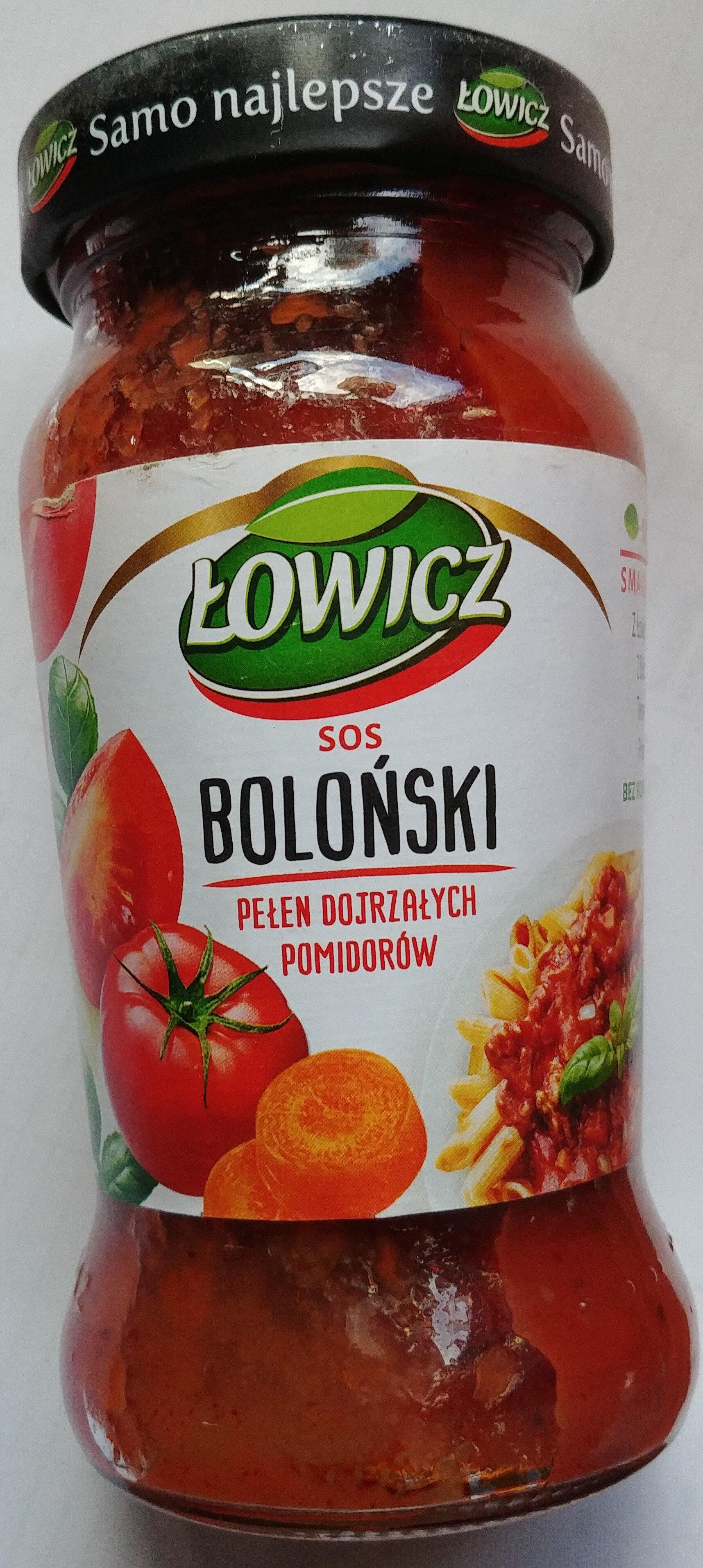 Sos Boloński - Produkt - pl