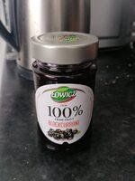 Blackcurrant jam - Product - pl