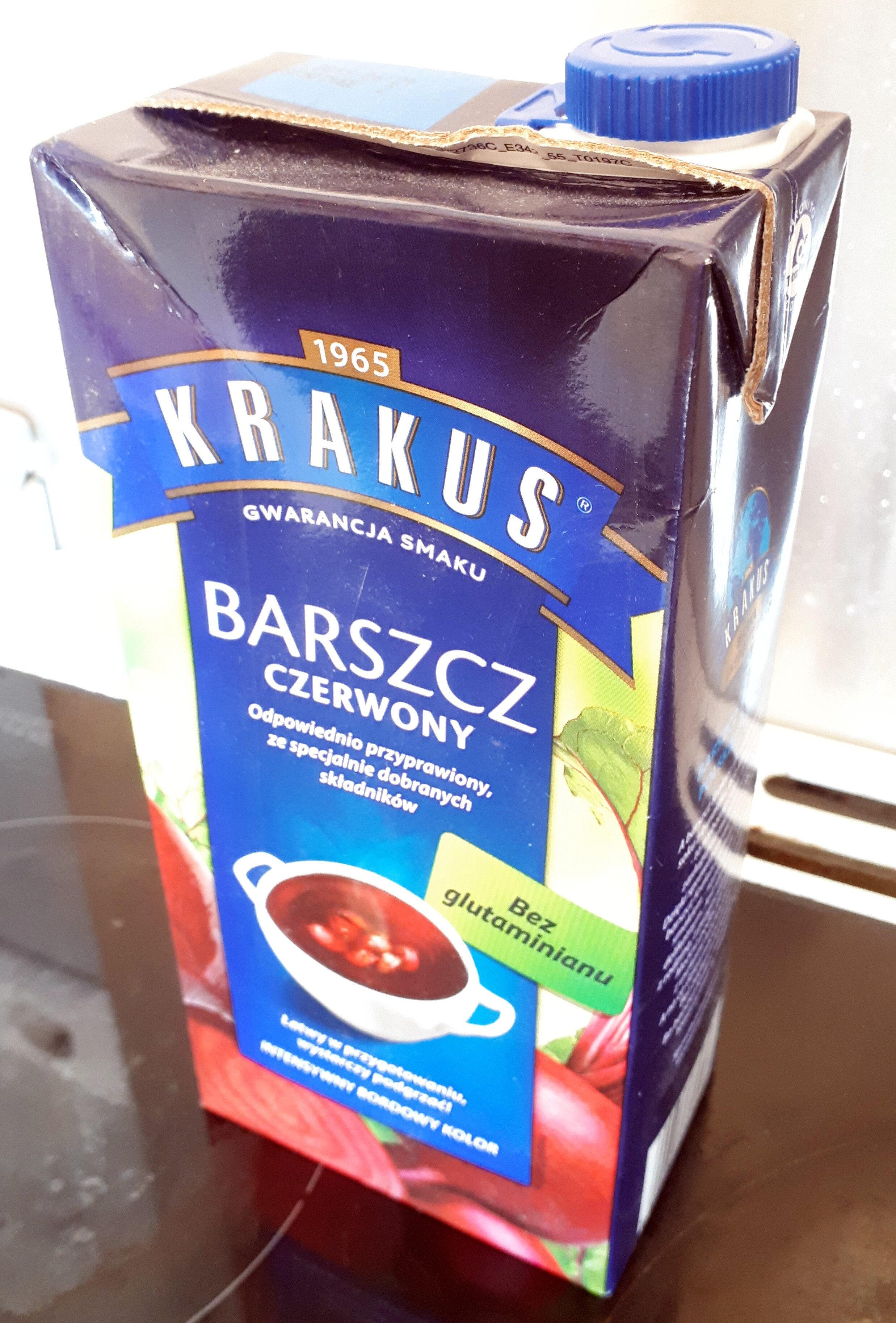 Barszcz czerwony - Produit - pl