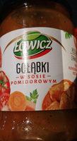 Gołąbki w sosie pomidorowym - Produkt - pl