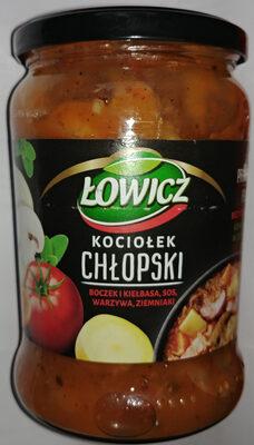 Kociołek chłopski - Produit - pl
