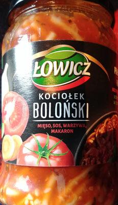 Kociołek Boloński - Product - en