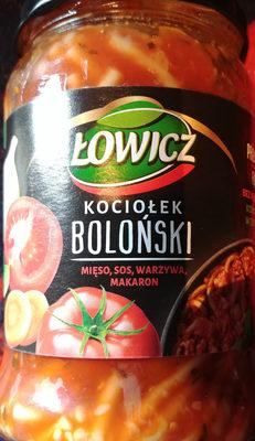 Kociołek Boloński - Produkt - pl