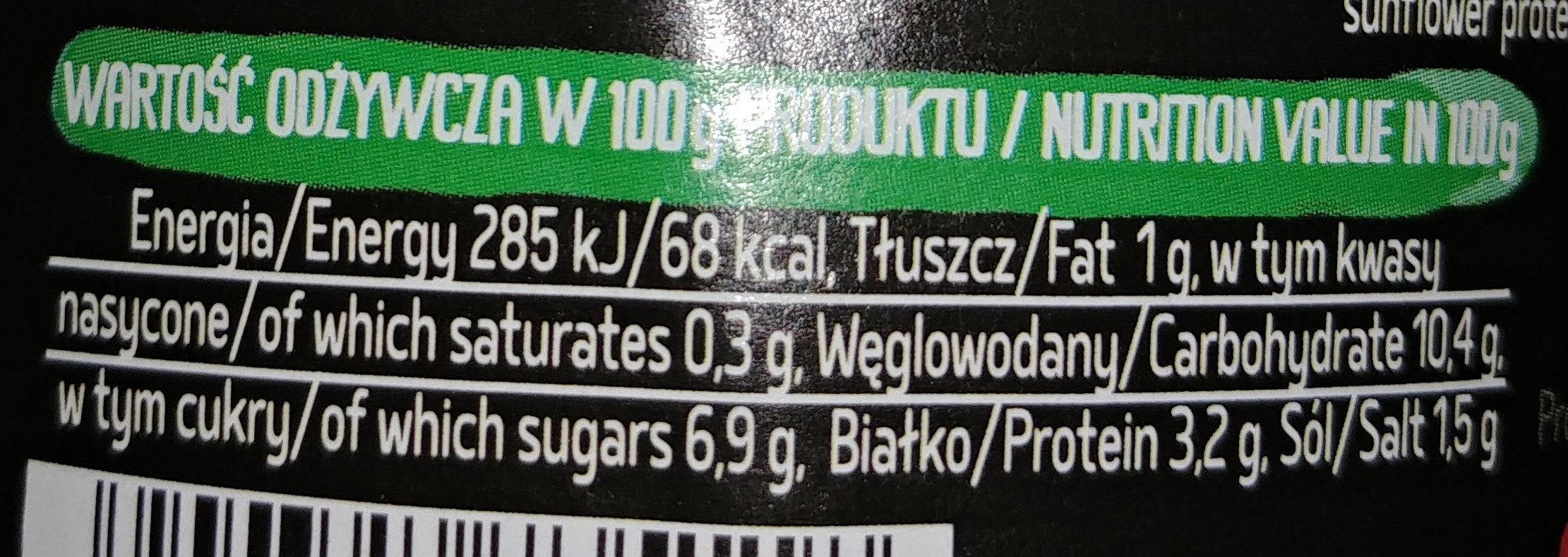 Kociołek Orientalny - Wartości odżywcze - pl