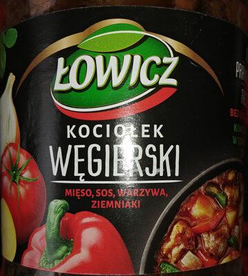 Kociołek węgierski - Produit - pl