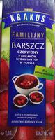 Barszcz czerwony - Produkt - pl