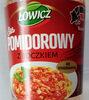 Sos pomidorowy z boczkiem - Produkt